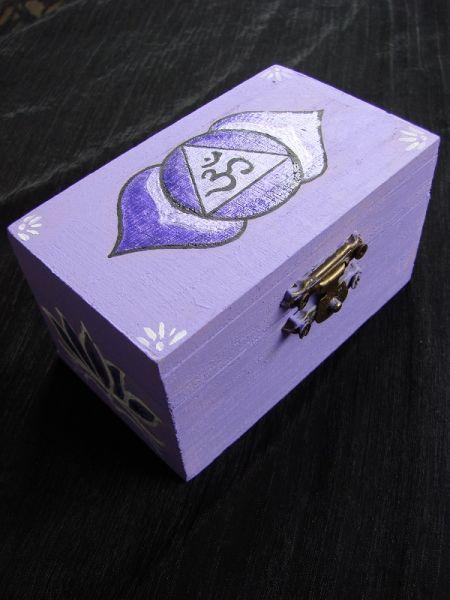 Kutija za nakit Agja čakra