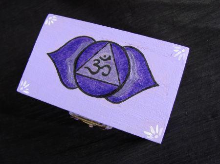 Kutija za nakit Ađna