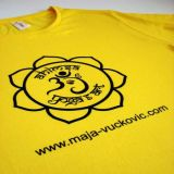Shirt Ahimsa Yoga & Art - One Colour
