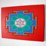 Kaal Sarp Yantra Orange Background