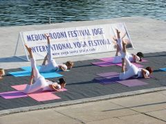 Sedmi međunarodni festival joge – Srbija 2016