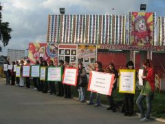 Za Novi Sad bez cirkusa sa životinjama