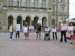 Drugi protest protiv cirkusa sa životinjama