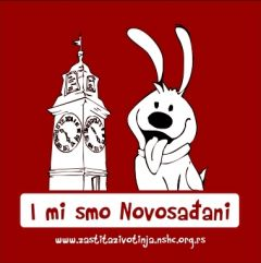 We are also citizens of Novi Sad - protection of neglected animals