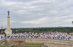 Obeležen treći Svetski dan joge