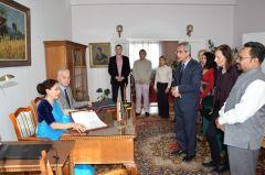 Memorandum o saradnji sa Indijom