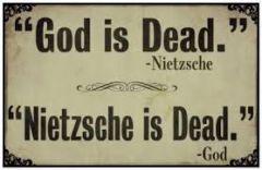 Ideja smrti boga u filozofiji Fridriha Ničea