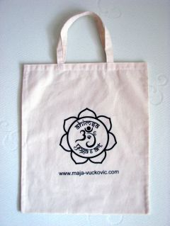 Ahimsa Yoga & Art Bags