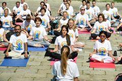 Obeležen peti Međunarodni dan joge