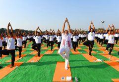 Četvrti Međunarodni dan joge