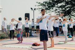 U Novom Sadu obeležen Svetski dan joge
