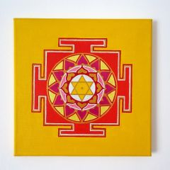 Surya Yantra with Patchouli Oil